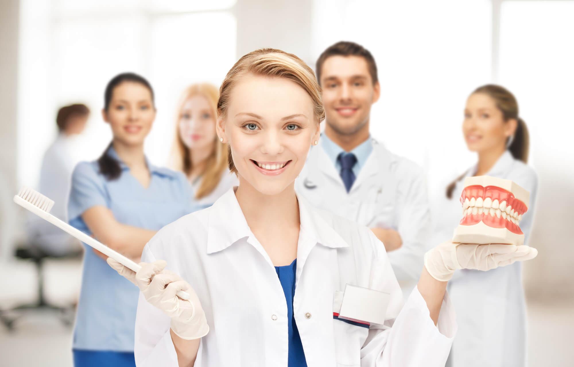 Dental Implants Tamiami staff