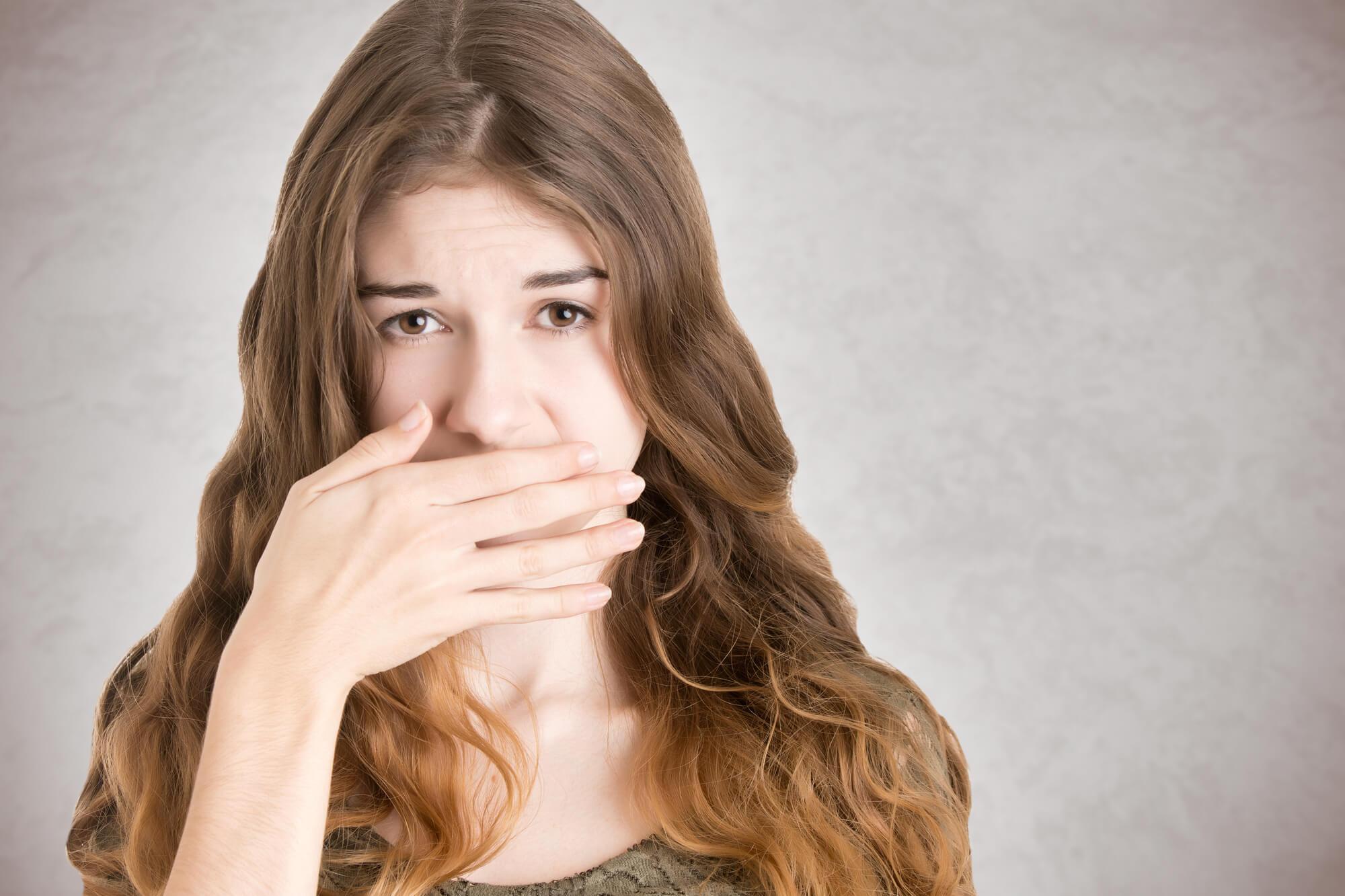 bad breath Periodontics Miami