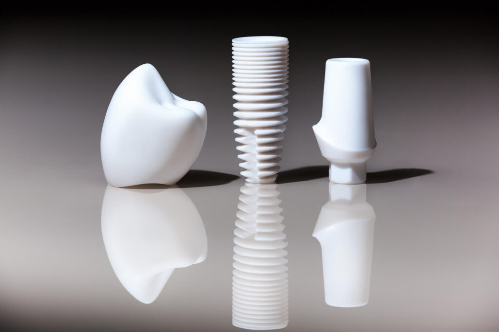 making dental implants in doral